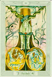 THE THOTH TAROT DECK (1) The Major Arcana