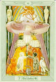 THE THOTH TAROT DECK (1) The Major Arcana